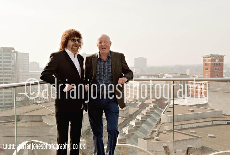 Jeff-Lynne-Elo-Jasper-Carrott-Walk-of-Stars-Birmingham