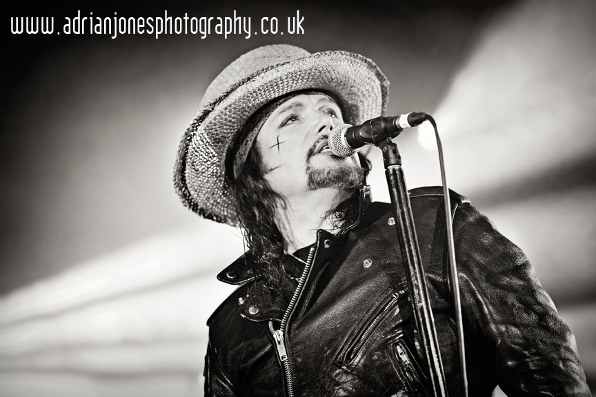Adam-Ant-Dirk-Live-Music-Gig-Photography-Warwick-Birmingham