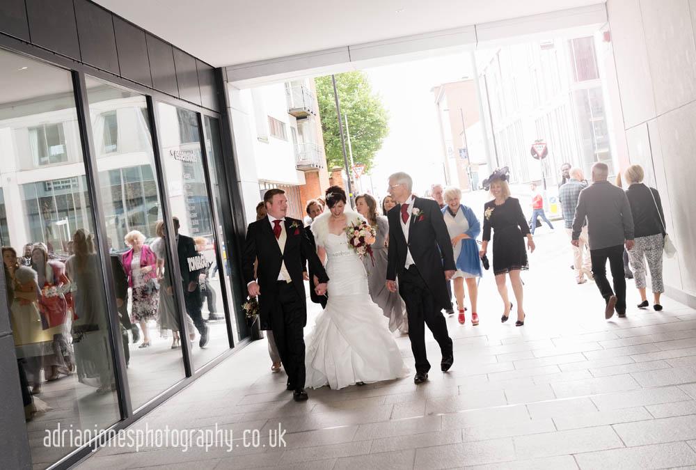 Mailbox birmingham wedding
