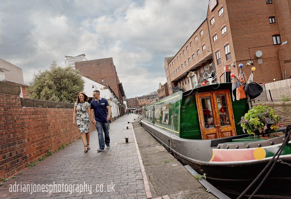 Birmingham-Brindley-Place-Photography-Wedding-Canalside