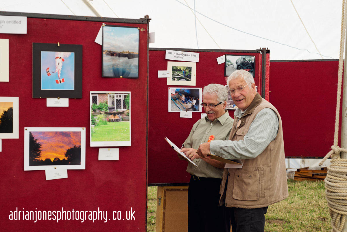 Image of Shustoke and Whitacre Show
