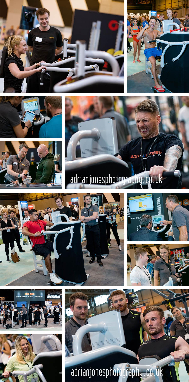 Birmingham Event Photographer NEC Tradeshow