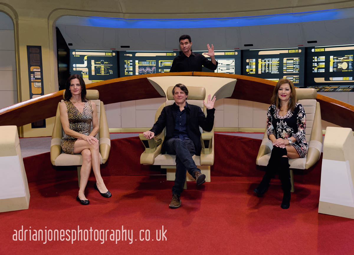Image of Adam Nimoy at Destination Star Trek Convention