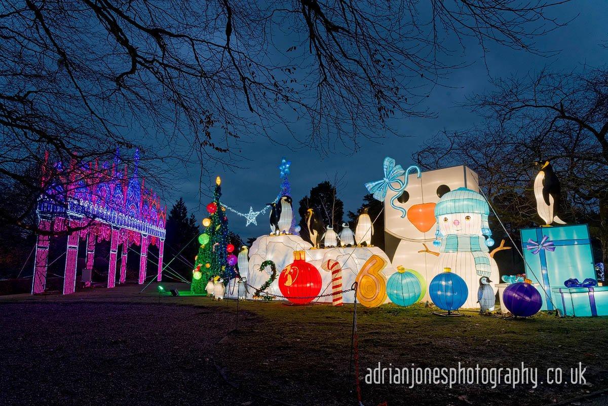 Image of Magical Lantern Festival Birmingham