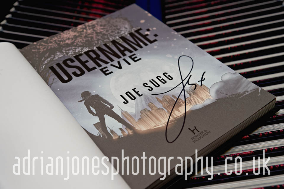 image of Username Evie Joe Sugg book