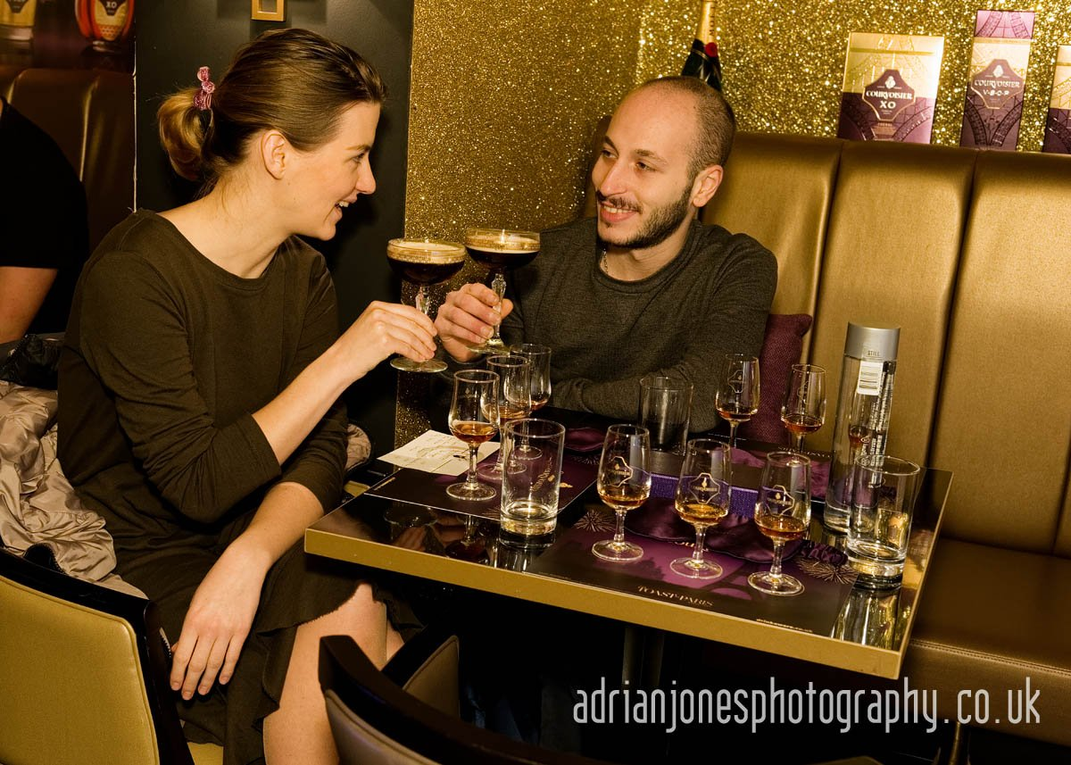Event Photography at Cocktail Lounge inside The Edgbaston Hotel, Birmingham