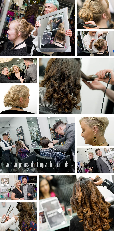 Rush Hair Birmingham Event Photography