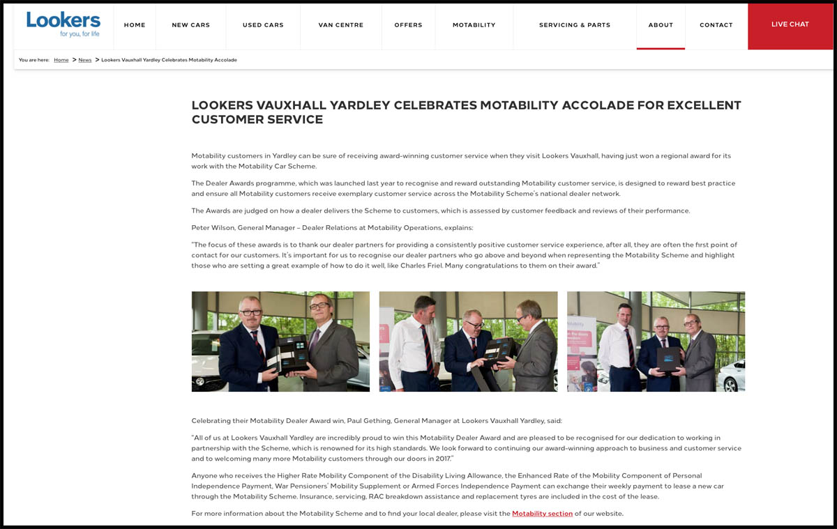 Lookers-Yardley-Vauxhall-Motability