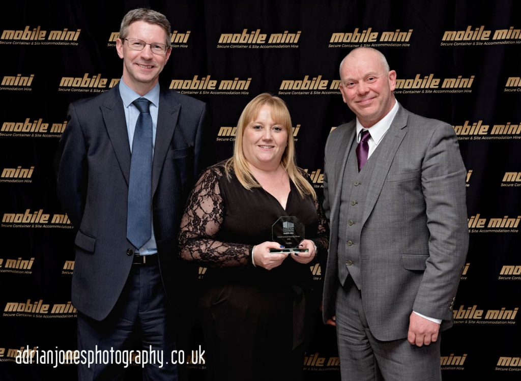 Corporate Award Ceremony Photographer for The Belfry