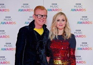 image of Chris Evans BBC Music Awards presenter