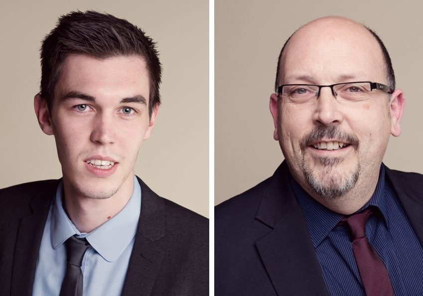 Business Headshots that are modern. Birmingham & West Midlands photographer